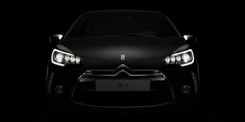Citroen DS3 facelift revealed - new headlights, engines and technology