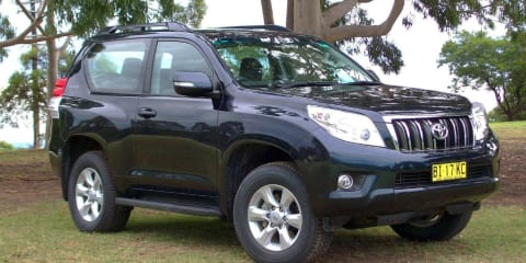 2012 Toyota LandCruiser Prado Review