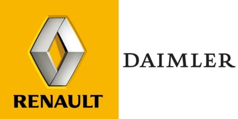 Renault and Daimler discuss potential future partnership