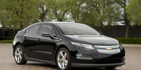 Update: Chevrolet Volt NOT an EV as promised but a plug-in hybrid
