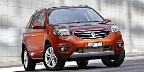 Renault Koleos Privilege diesel joins SUV line-up