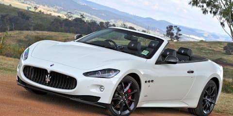 2012 Maserati GranCabrio Sport on sale in Australia