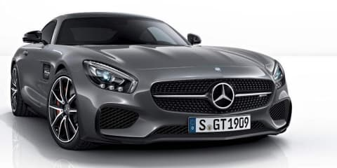 Alleged Mercedes-AMG GT Edition 1 leaked online