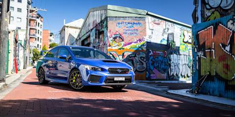 2018 Subaru WRX STI spec.R review