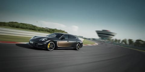 Porsche Panamera Turbo S Executive Exclusive Series headed for Los Angeles
