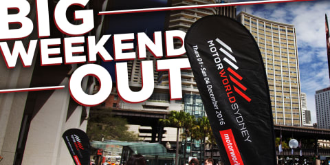 Get hands-on at MotorWorld Sydney