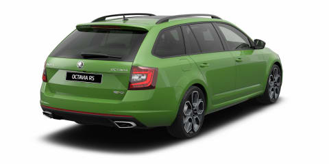 Configurator Challenge: Skoda Octavia RS, featuring 'Roomster'