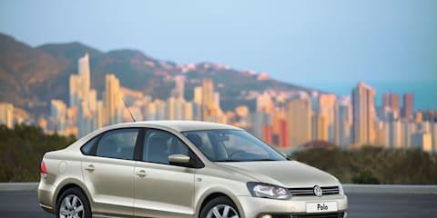 Volkswagen Polo Sedan Unveiled