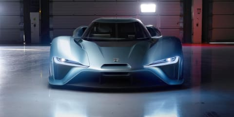 NextEV NIO EP9 electric hypercar revealed as the fastest EV ever