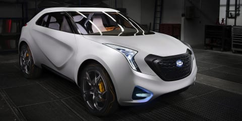 """Hyundai planning """"edgy, dynamic"""" Juke rival for 2017 - report"""