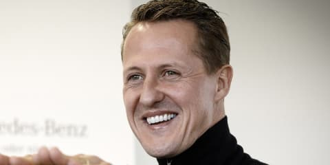Ferrari standing behind recovering Schumacher, ailing F1 team