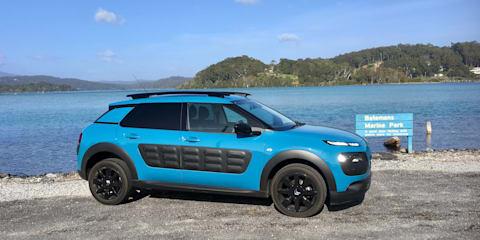 2018 Citroen C4 Cactus Exclusive long-termer: Road trip