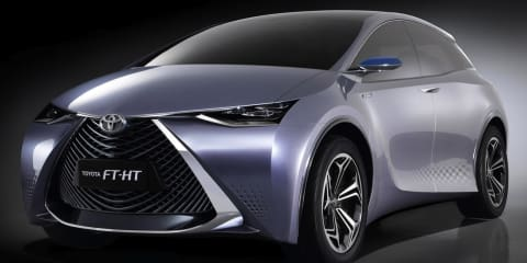 Toyota unveils futuristic concepts bound for China production