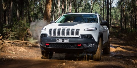 2014-18 Jeep Cherokee Trailhawk recalled for recovery straps
