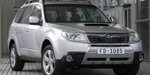 Subaru sales up in April, Forester sees strong results