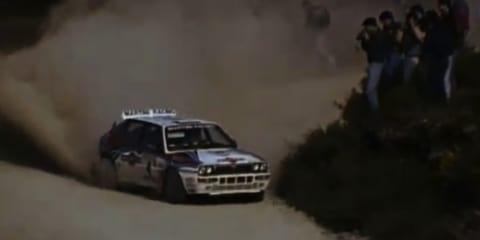 Video: The Evolution of the Drift Angle - 50 years of rally