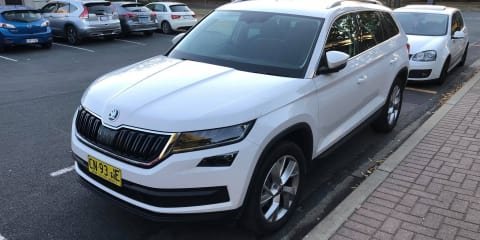 2017 Skoda Kodiaq 132 TSI (4x4) review: The rental