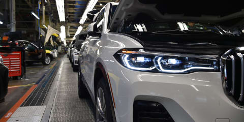 2019 BMW X7 teased ahead of late 2018 debut