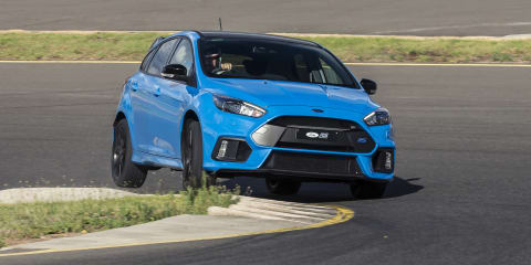 Video: 2018 Ford Focus RS Limited Edition road and track drive