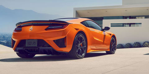 Honda Nsx Review Specification Price Caradvice