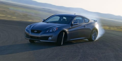 2010 Hyundai Genesis Coupe US pricing