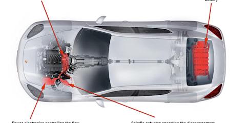 2011 Porsche Panamera hybrid confirmed