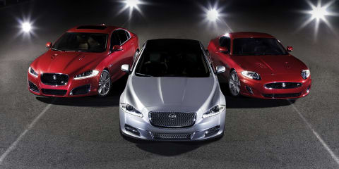 Jaguar Australia slashes prices across XF, XJ and XK model lines