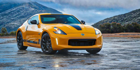 2018 Nissan 370Z Heritage Edition revealed for New York motor show