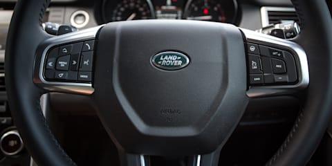 Jaguar Land Rover joins Takata airbag recall