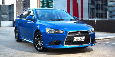 "Mitsubishi Lancer :: New small car still ""three or four years"" away, if it gets green light at all"