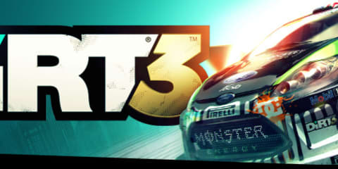 Ken Block in DiRT 3 Video Game