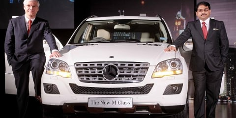 Mercedes-Benz India eyes double digit growth
