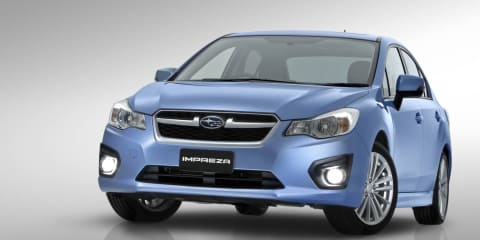 Subaru to improve efficiency 30 per cent by 2015: New engines, transmissions, lightweight materials