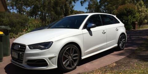 2013 Audi S3 Review