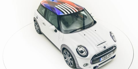 Mini Royal Wedding: One-off special edition revealed