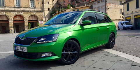 2015 Skoda Fabia Wagon review