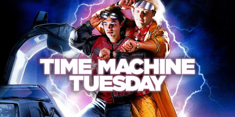 Time Machine Tuesday: 1 May, 2018