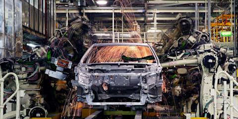 Toyota Australia axes 350 jobs