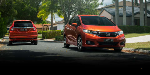 2018 Honda Jazz review: VTi-L