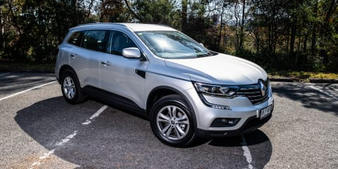 2019 Renault Koleos Life review
