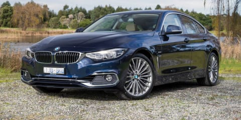 2017 BMW 420i Luxury Editions announced - UPDATE