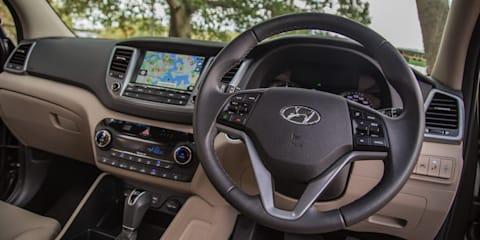 2015 Hyundai Tucson v Honda CR-V : Diesel Comparison Review