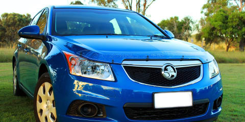 2011 HOLDEN CRUZE CD
