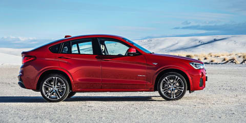BMW X2 prototypes ready to hit the road - report