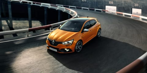 Renault Megane RS about track times, not engine power, says boss