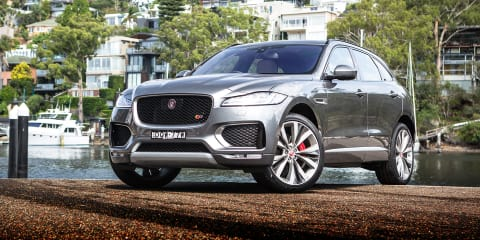 2018 Jaguar F-Pace S 35t review