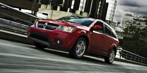 2012 Dodge Journey R/T lands in showrooms