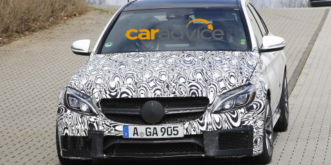 2015 Mercedes-Benz C63 AMG : 4.0-litre twin-turbo V8 to pump out 375kW and 700Nm