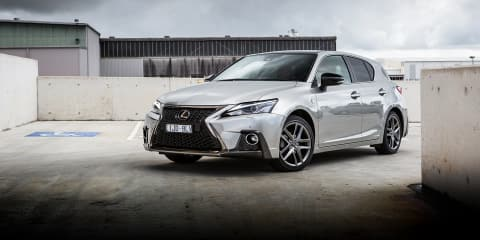 Lexus CT could avoid SUV transformation - report