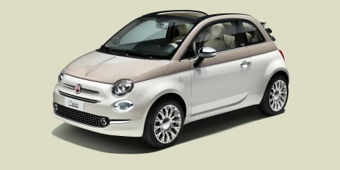 Next-gen Fiat 500 to go electric